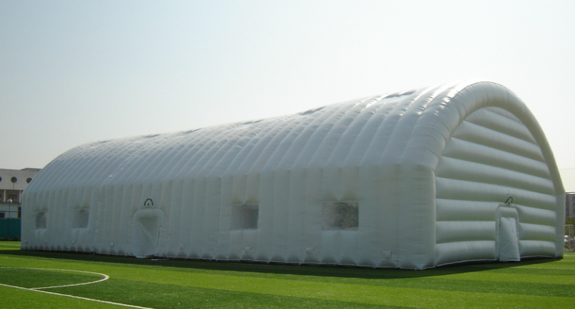 Inflatable tent used & inflatable tents uk